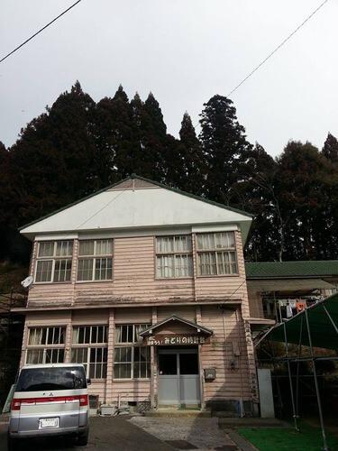 みどりの時計台 旧川口小学校