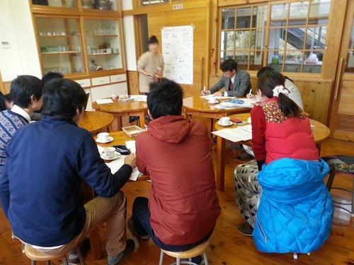地域と学生が繋がるサミット(仮)  の会議が新年一発目