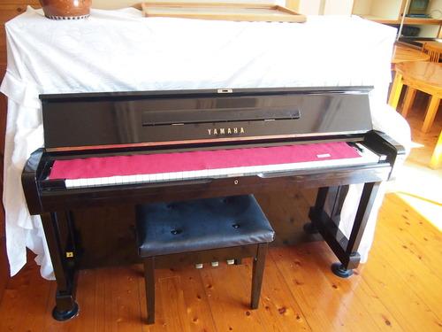 ピアノ(昨年調律済み)