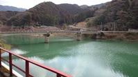 平山のダム