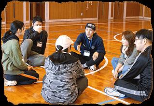 平山アドベンチャープログラム