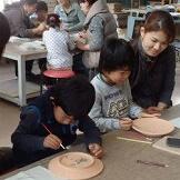 陶芸教室 絵付け体験