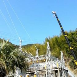 平山発電所 水車のオーバーホール